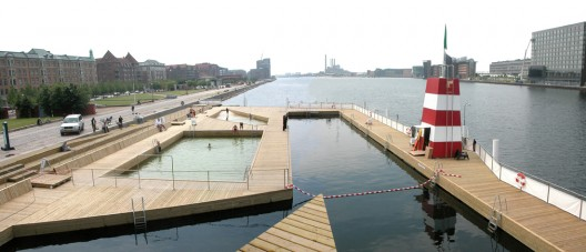 Copenhagen Harbour Bath Design