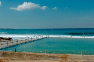 Cronulla Ocean Pool, south of Syndney NSW