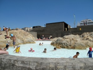 Leca Swimming Pool in Portigual kids